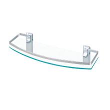 Hot Selling Stainless Steel Bathroom Corner Glass Shelf/Bath Holder