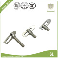Anti Luce Fasteners Drop Nose Fasteners Weld On
