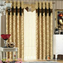 2015 diseño real telón de cocina cortina de lujo