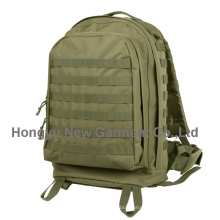 600d Large Molle Assault Military Tactical Backpack (HY-B010)