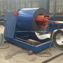 5tons auto decoiler hydraulique decoiler