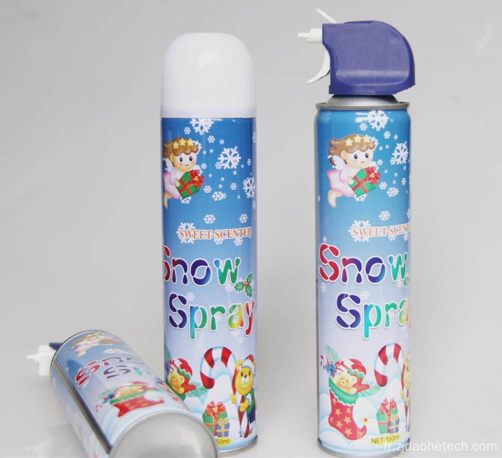 Avec Spray Gun Snow Spray 350ml