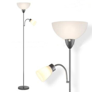 Modern Floor Lamp Acrylic Torchiere Lamp
