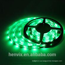 Alto lumen impermeable smd5050 color de sueño digital direccionable rgb llevó tira 5v
