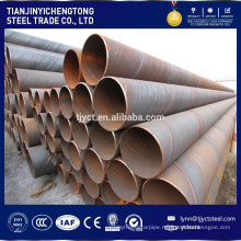 API5L X60 X70 X80 Sprial Weld Seam Steel Pipe for Oil delivery