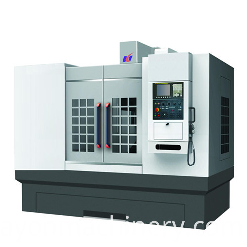The High-speed Milling machine