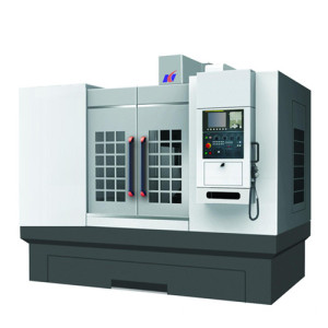 High-speed Vertical Milling Centers