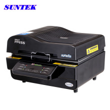 Suntek 3D Mini All in One Combo Sublimation Mug Machine