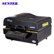 Máquina de la prensa del calor del vacío de la sublimación 3D multifuncional (ST3042)