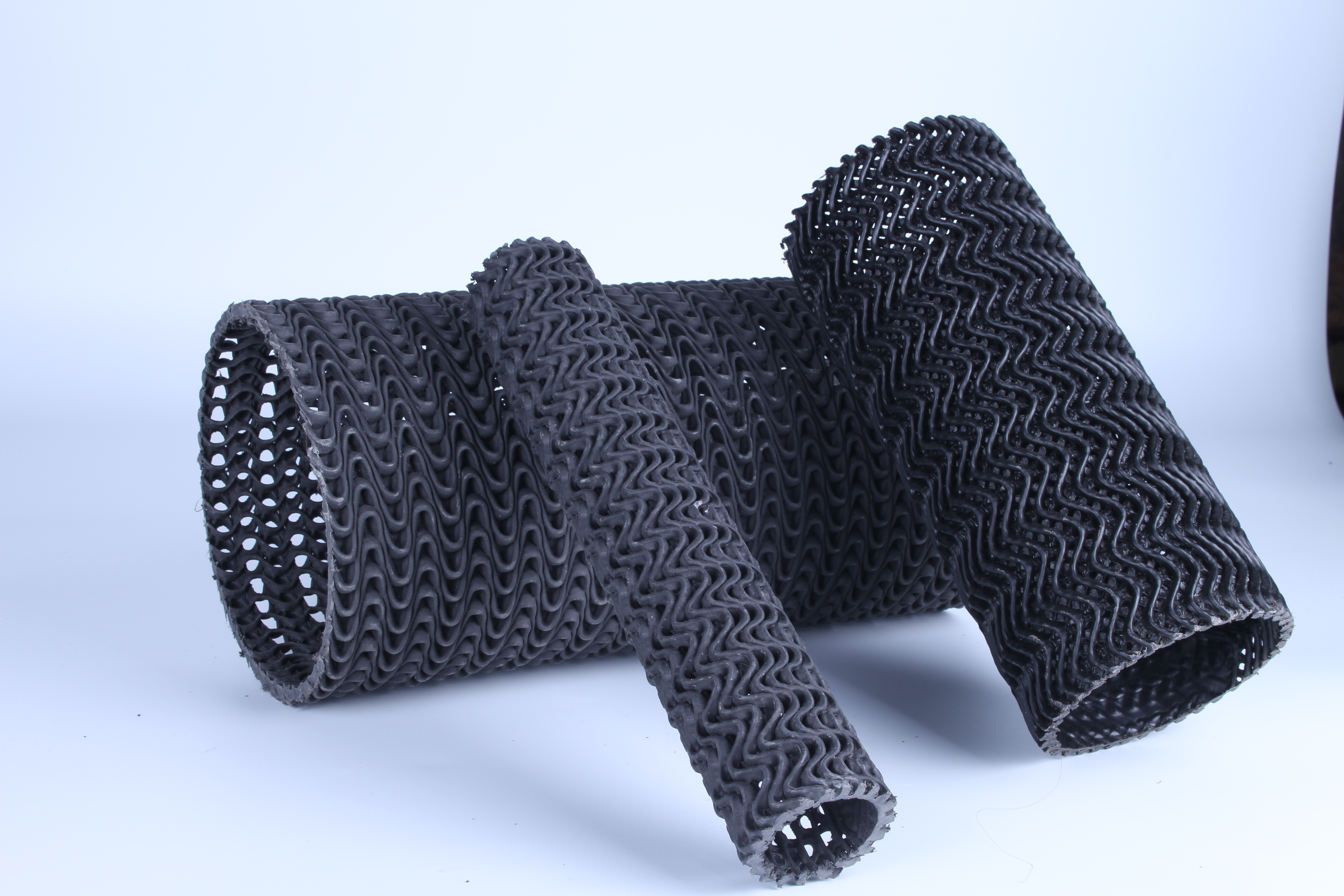 3D drainage pipe