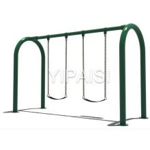Outdoor Double Seats Adult Swingset -Outdoor Swingset (YPS-3302)
