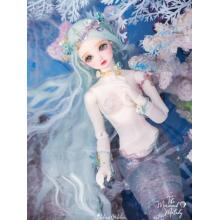 BJD Marina 32cm Mermaid Girl Ball Jointed Doll