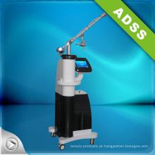 Remoção vascular de laser de CO2 fracionada