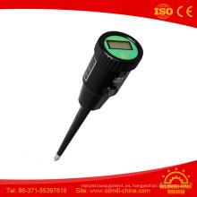 Medidor de la acidez del suelo Medidor de pH del medidor de pH Aloe Tulip Land