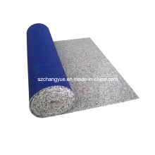 Alta calidad reciclar PU alfombra de espuma Underlays (alfombra almohadillas)