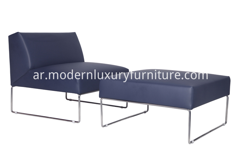 Stainless-steel-leather-sofa-chair-1