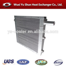 custom made plate fin heavy equipment heat exchanger