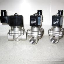 """Válvula solenóide de encaixe de conexão de flange de ação direta 1/2 """"normalmente fechada"""