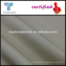 khachi solid cotton twill woven spandex stretch fabric with elastane for uniform pant