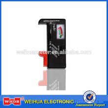 Battery Tester Capacidad de batería analógica simple paquete BT168