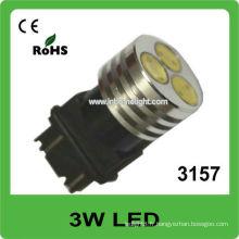 DC24V 3W lumière auto led 3156 ampoule led