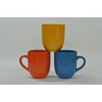 Bit Glazing Tea Cup