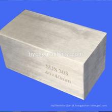 venda quente barra de aço quadrado inoxidável 201 202 15 * 15