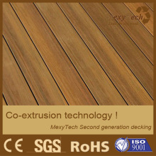 Highly Recommend, WPC Decking with Co-Extrusion Technology