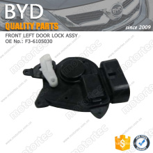 OE BYD f3 spare Parts door lock F3-6105030
