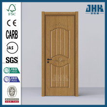 JHK Good Quality PVC Wooden Door