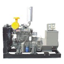 Generador diesel del motor de 50KW, generador diesel del tipo abierto (50GF)