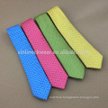 Perfect Knot 100% Handmade Printed Tie in Silk