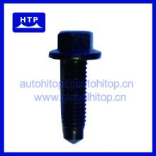 El motor diesel parte el perno de tornillo de la cabeza del hexágono para CUMMINS 3907860