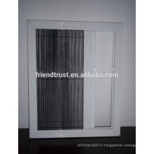 Fenêtre de fenêtre pliante / écran de sécurité / écran de fenêtre anti-moustique Choix de qualité