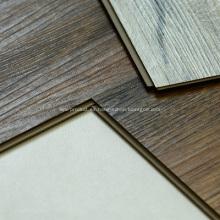 Fábrica al por mayor del vinilo spc haga clic en azulejos del suelo de la cerradura