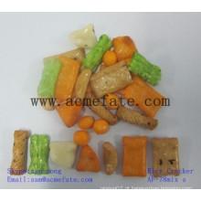 Produto novo Cracker de arroz colorido de alta qualidade