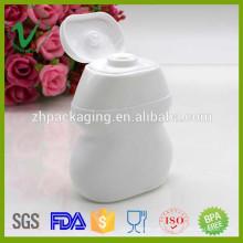 Botella plástica de plástico negra de HDPE de la categoría alimenticia del nuevo producto de 40ml