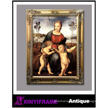Antique Eco-friendly Wooden Rustic Picture Frame