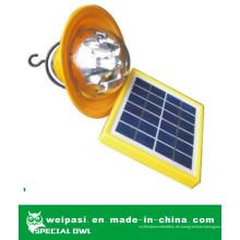 3w, führte Solarlampe, usb aufgeladen