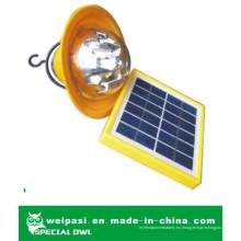 3w, llevó la lámpara solar, usb cargado