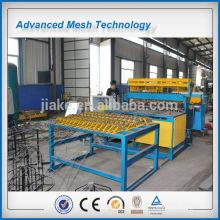 Máquinas de solda de malha de arame de aço de construção CNC para construção de malha