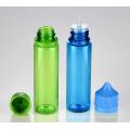 60ml  Plastic PET e-liquid bottle for liquid
