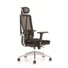 (X3-51A-MF) haute chaise de bureau de back office
