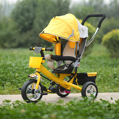 Baby Folding Stroller /Small Baby Stroller Carriage/Baby Tricycle