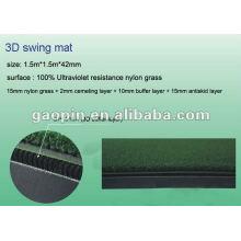 3D 3layer Golf Range Matte / Schwingmatte / Schlagmatte