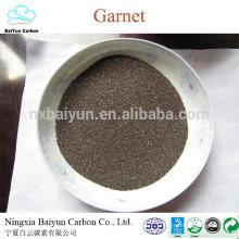competitive garnet price 60mesh 80mesh natural garnet abrasive garnet sand