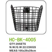 Good Quality! Iron Bicycle Basket for All Kinds of Bicycle (HH-BK-4005)