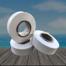 Spandex for super soft pile fabric