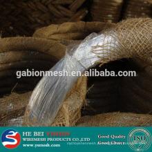 Arame de ligação em ferro galvanizado (fábrica direta)