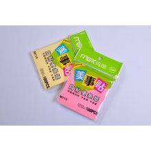 """3 * 3 """"Escritório e materiais escolares Die-Cut Sticky Note Memo Pad"""